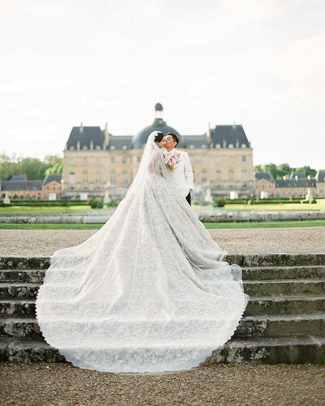 Instagram Photo Château de Vaux-le-Vicomte