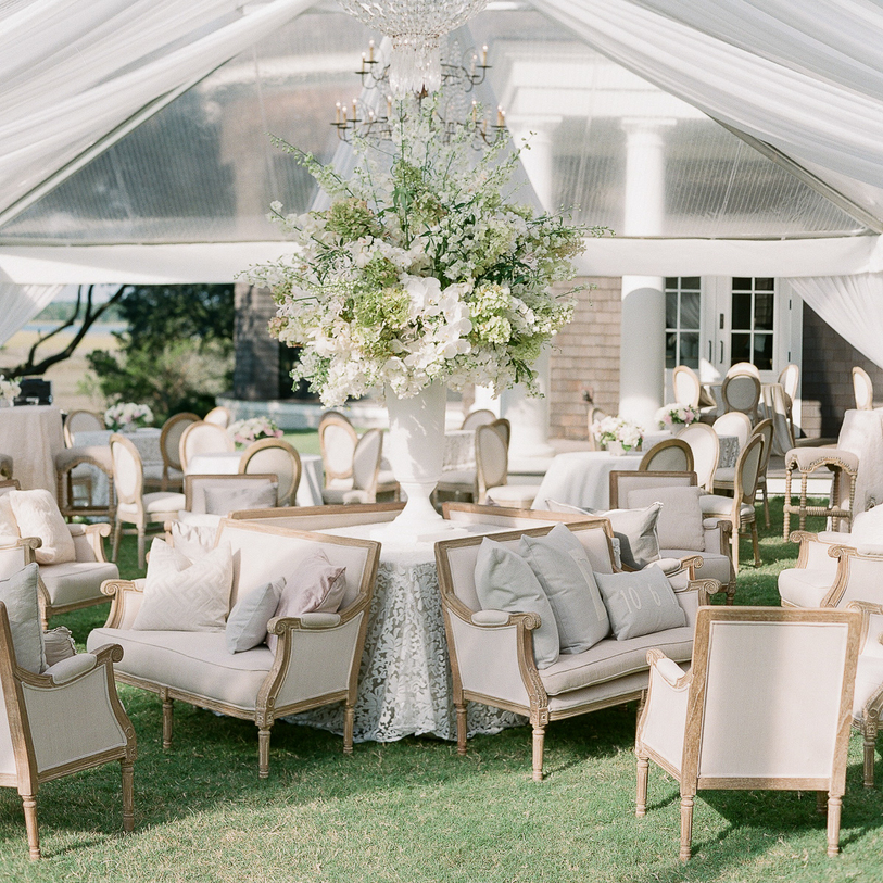 A Southern Charm Wedding in Kiawah Island